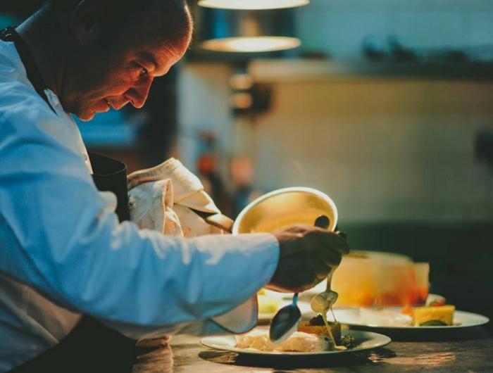 Cocina PLATOS - chez manu
